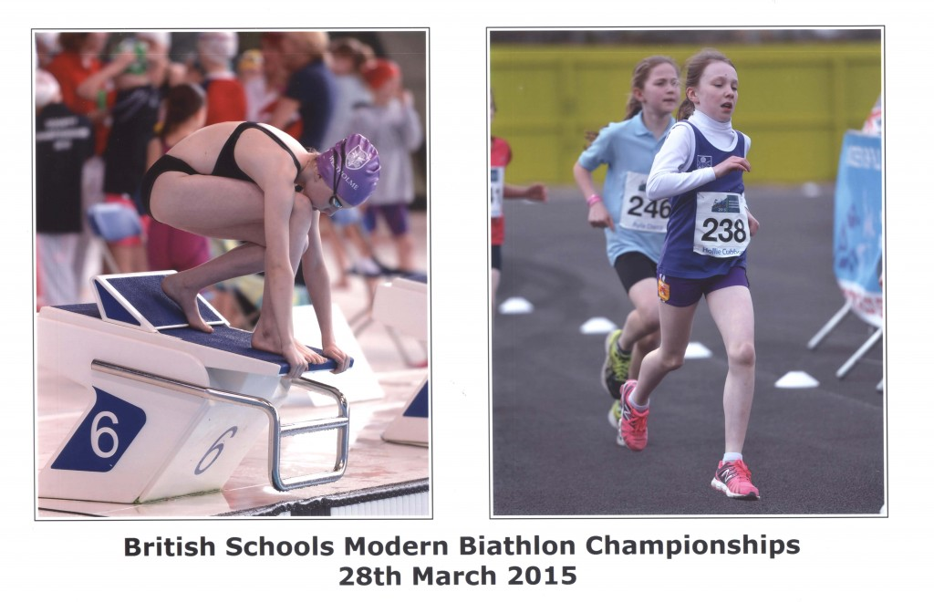 Hollie London Schools National Biathlon 2015 001