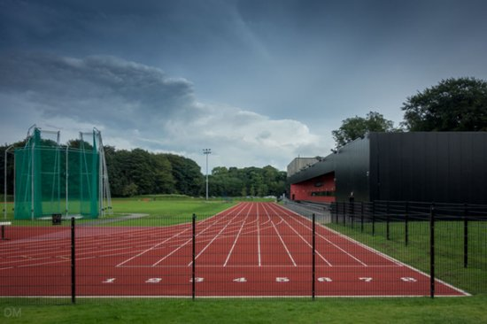 Blackburn Harriers and Athletics Club track550