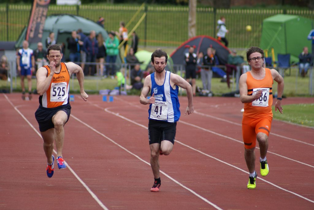 Bottom of age U17 Ben Whittaker had a good day setting two news PB's,  firstly in the 100m with 12.50 (5th) which was three tenths quicker than  his previous ...