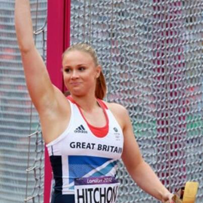 Sophie Hitchon selected for the England Team at the Commonwealth Games