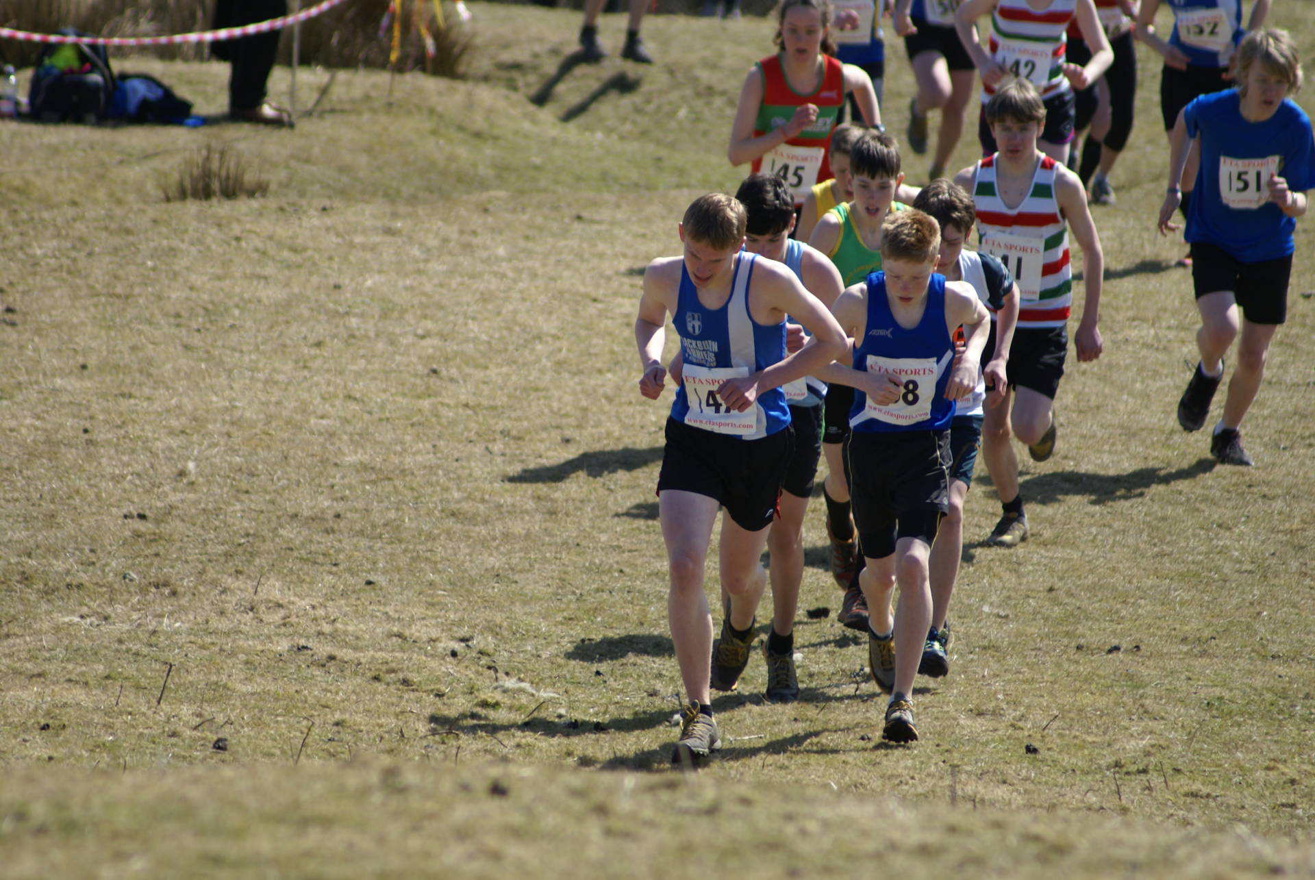 Lancashire Fell Championships Successes at Pendle
