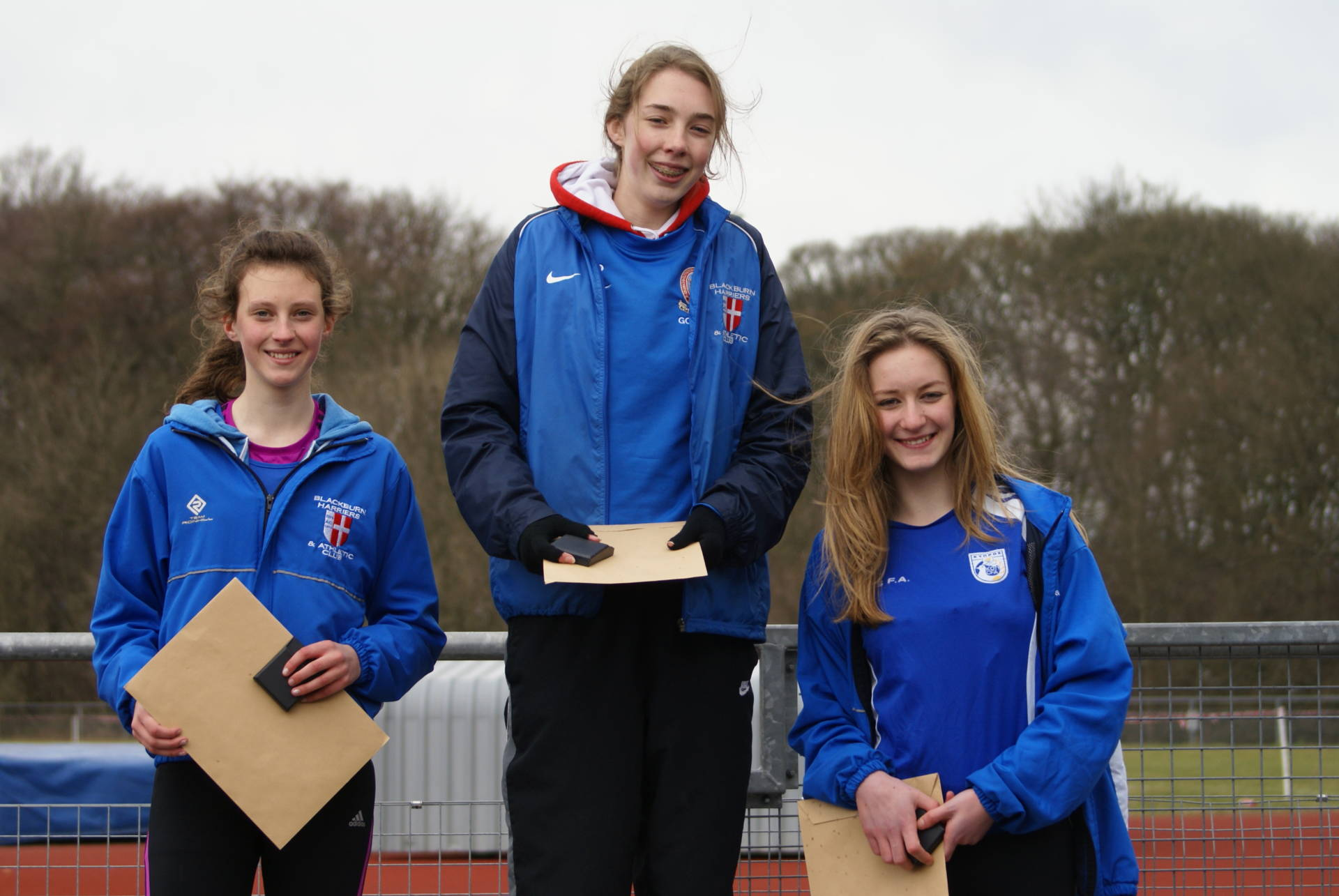 Harriers Success at Combined Events