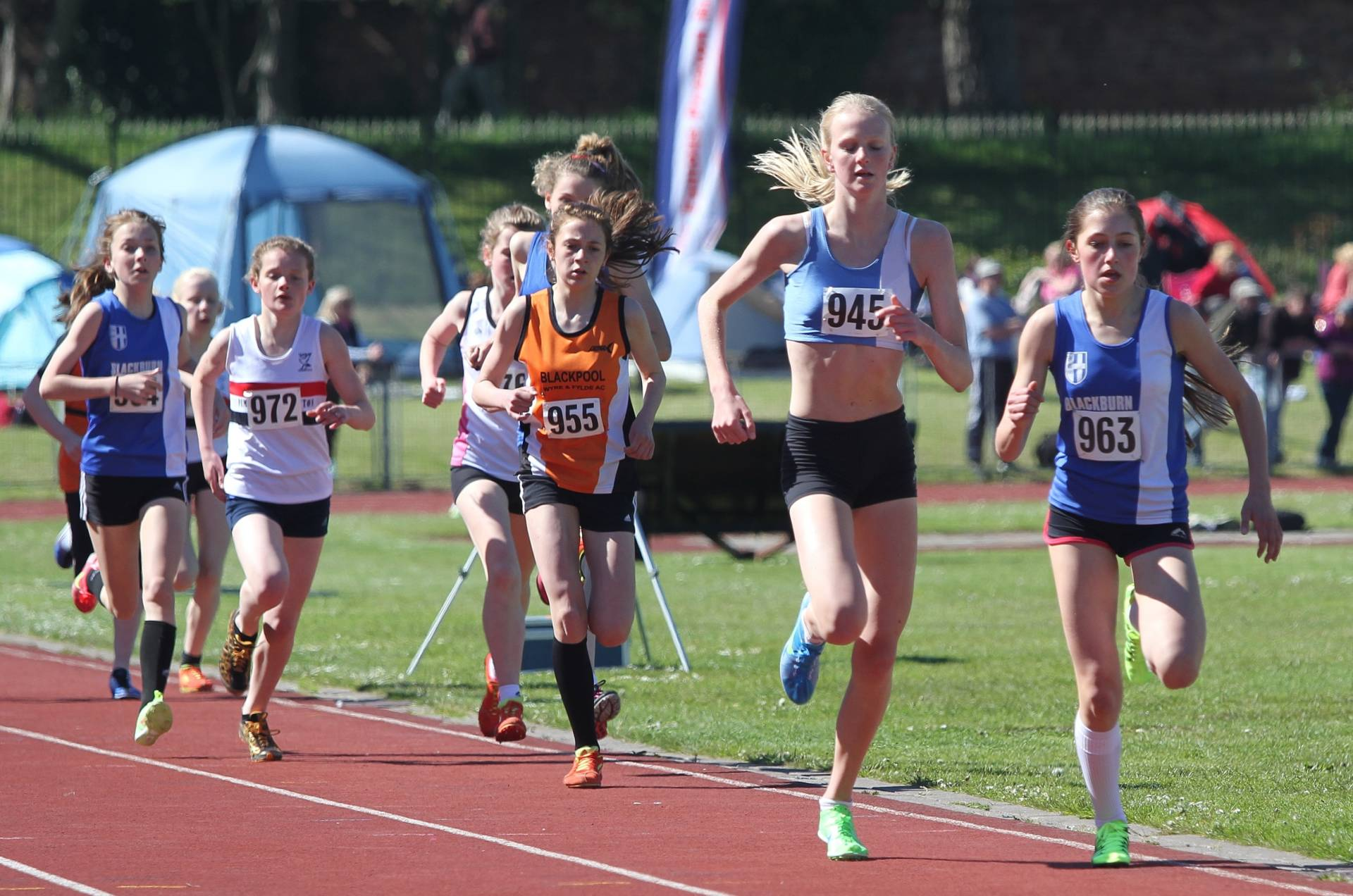 Lancashire County Championships May 24/25th 2013 – (or another windy day at Blackpool!)