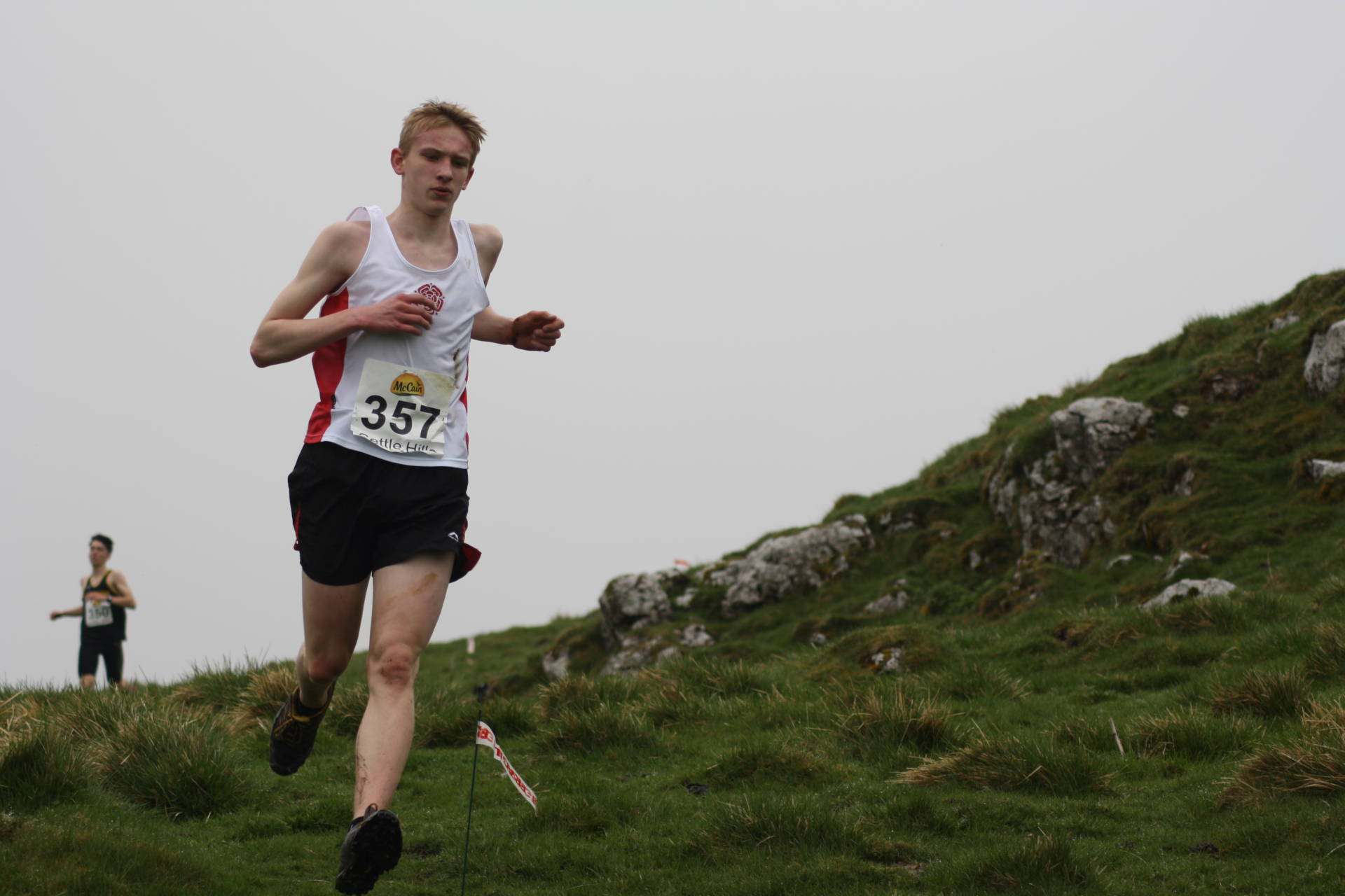 Inter-Counties Fell Championships at Settle