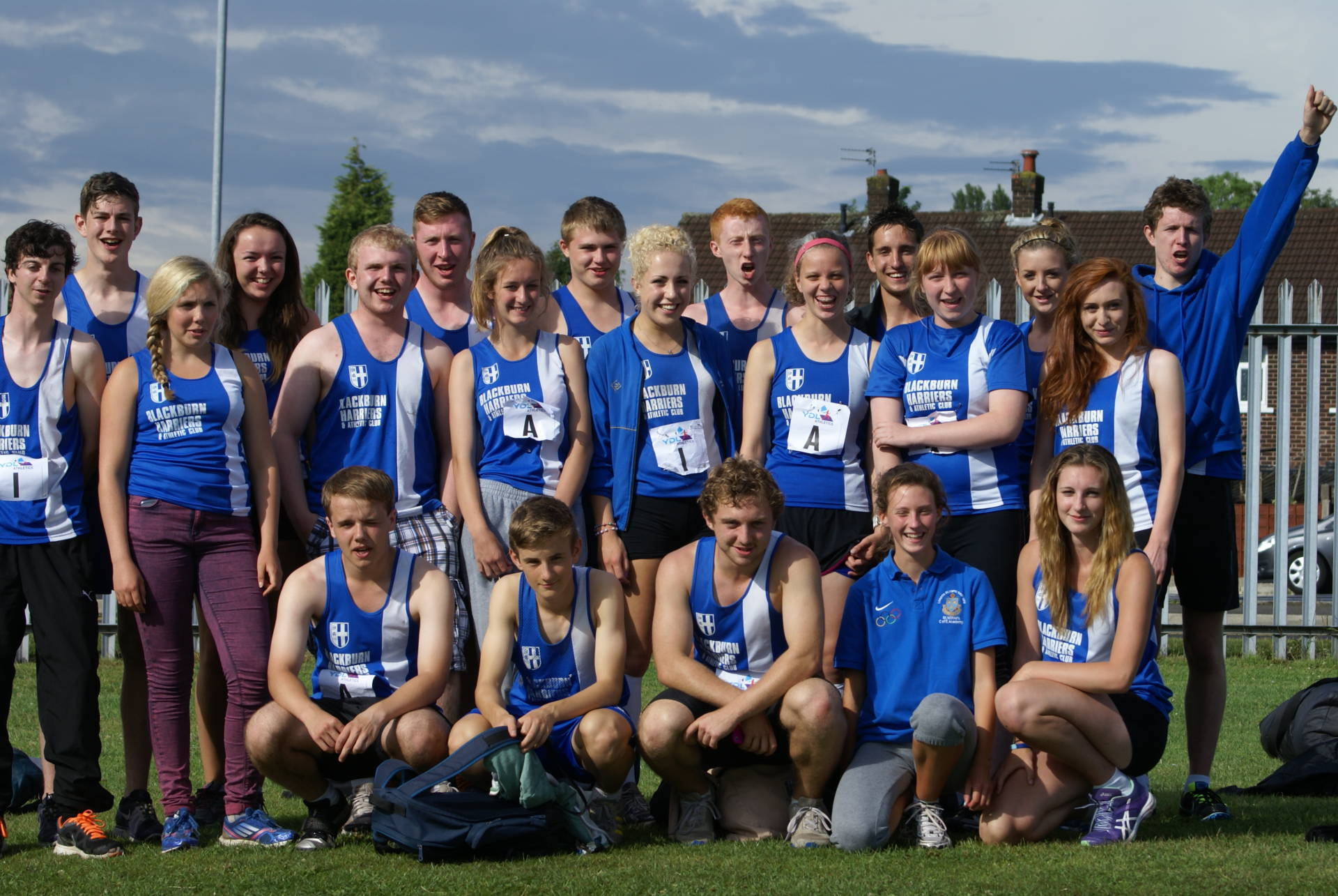 YDL U17 / U20 Division West 2 Champions and Promotion to Division One