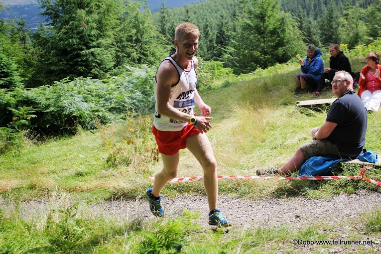 World Mountain Running Trials at Keswick August 11th