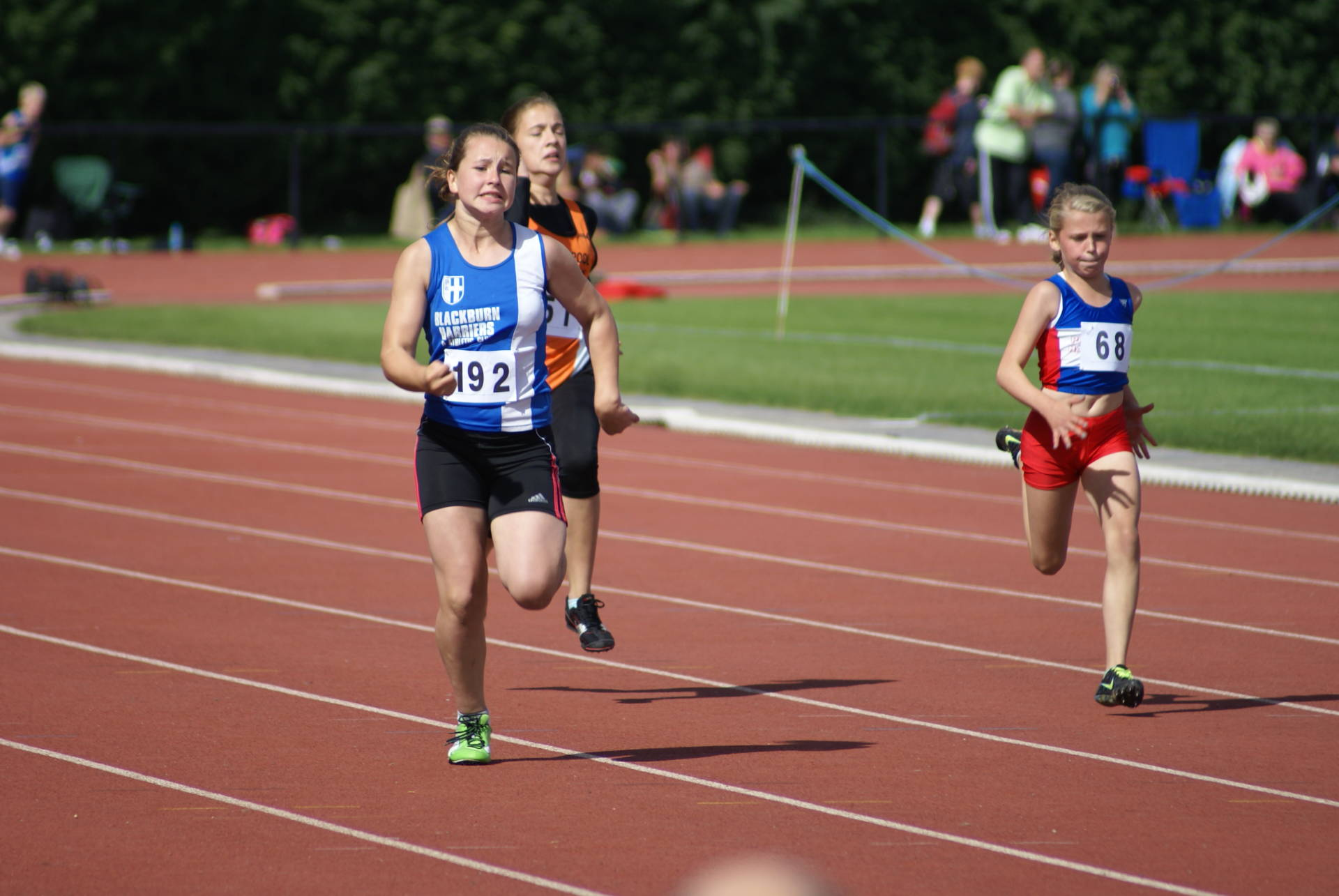 2013 Mid Lancs Medal Meeting at Wigan……and another Club Record for U13 Eloise Littlefair