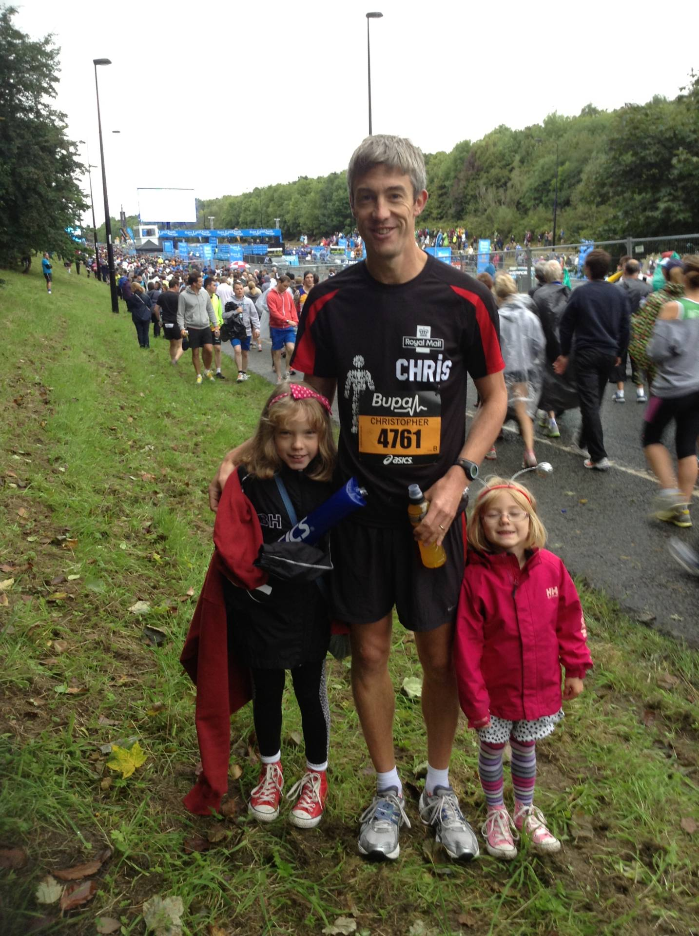 Great North Run and Harriers PB's – Lake Vyrny Hat-Trick for Ben Fish – Sabden