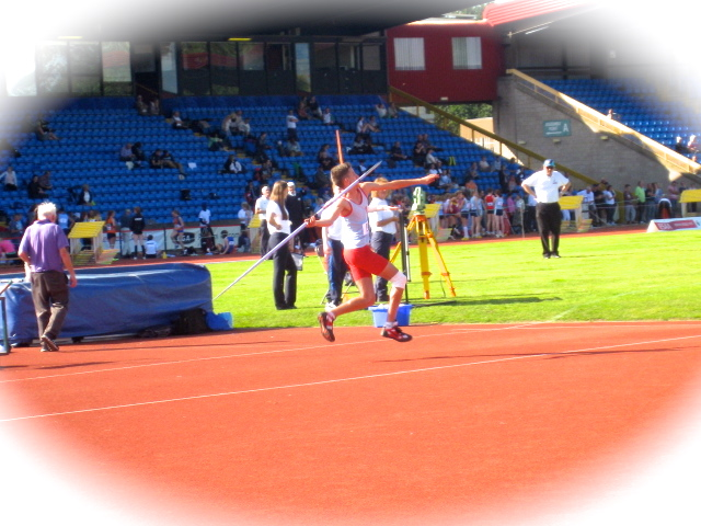 English Schools' Combined Events Championships 21/22nd Sept 2013