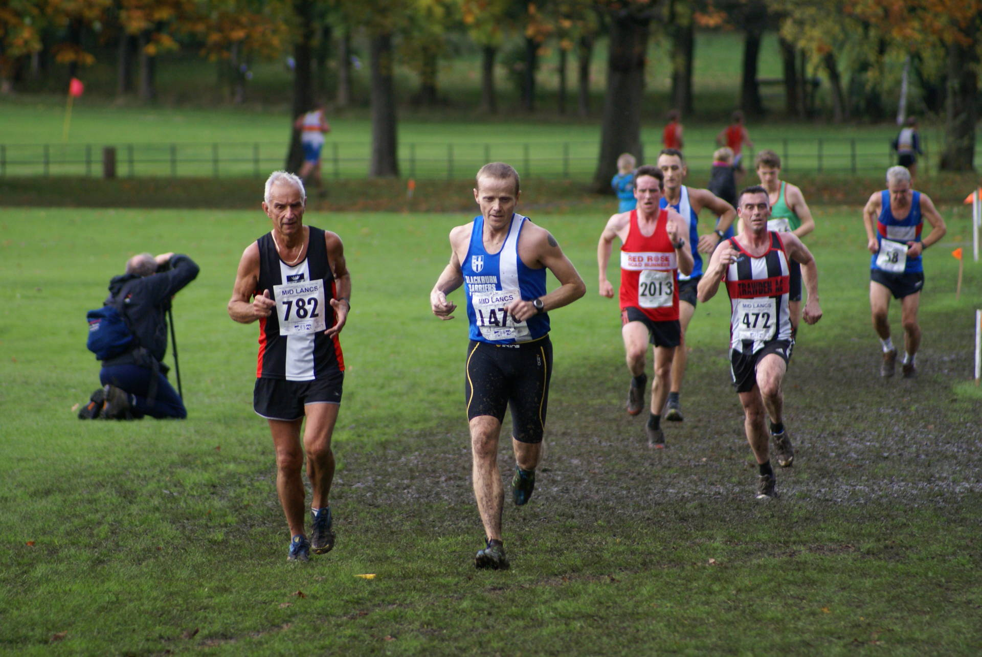 Mid Lancs XC League kicks off at Townley Hall