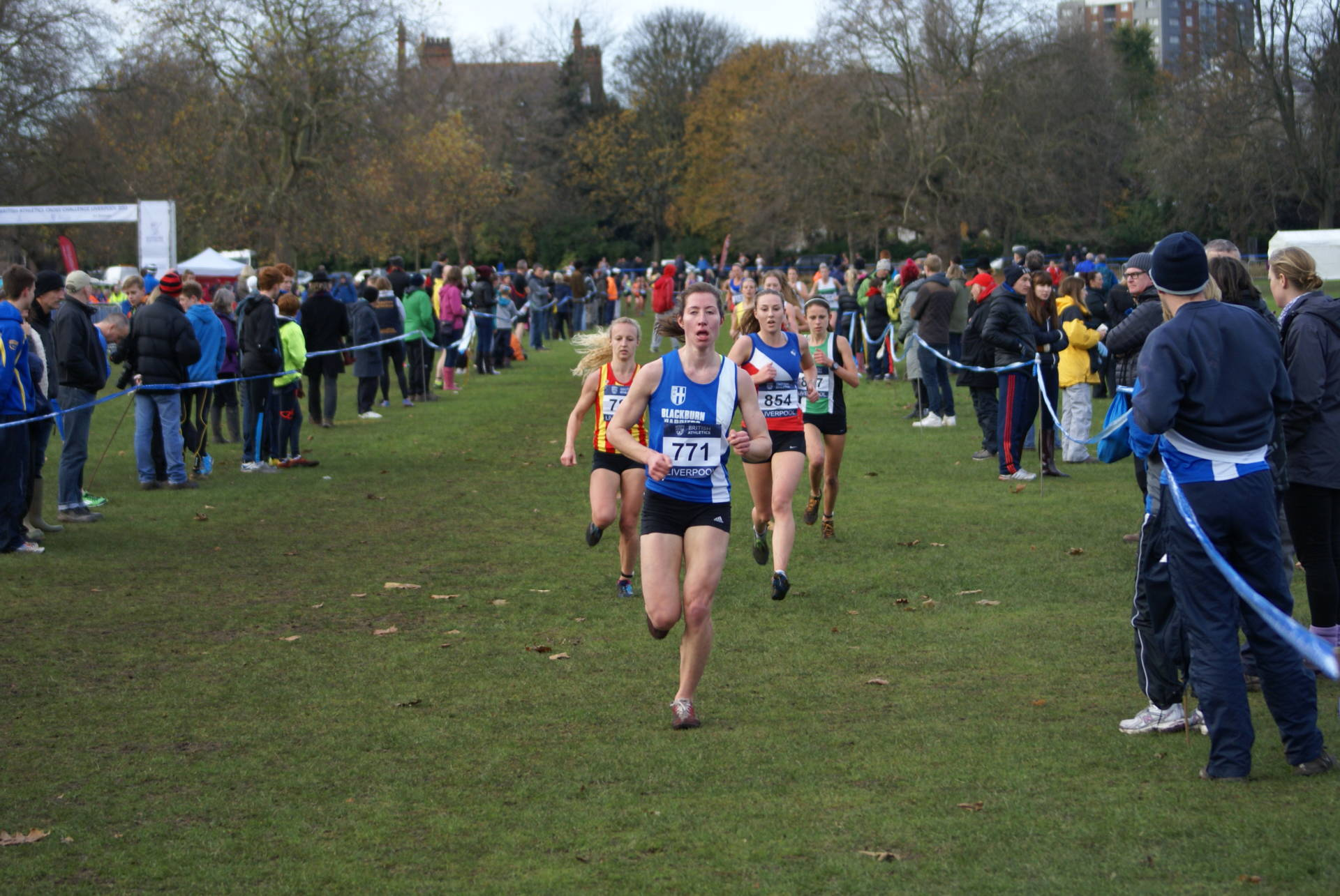 Liverpool Cross Challenge…Tour of Pendle…..David Staff Race…..The Best 5k in Preston… and Wales!