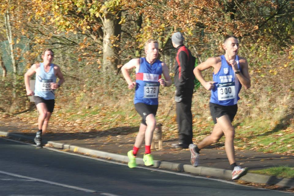 Todmorden 5k…Wesham 10k…..Guy's 10 mile more PB's for the Harriers & other Results
