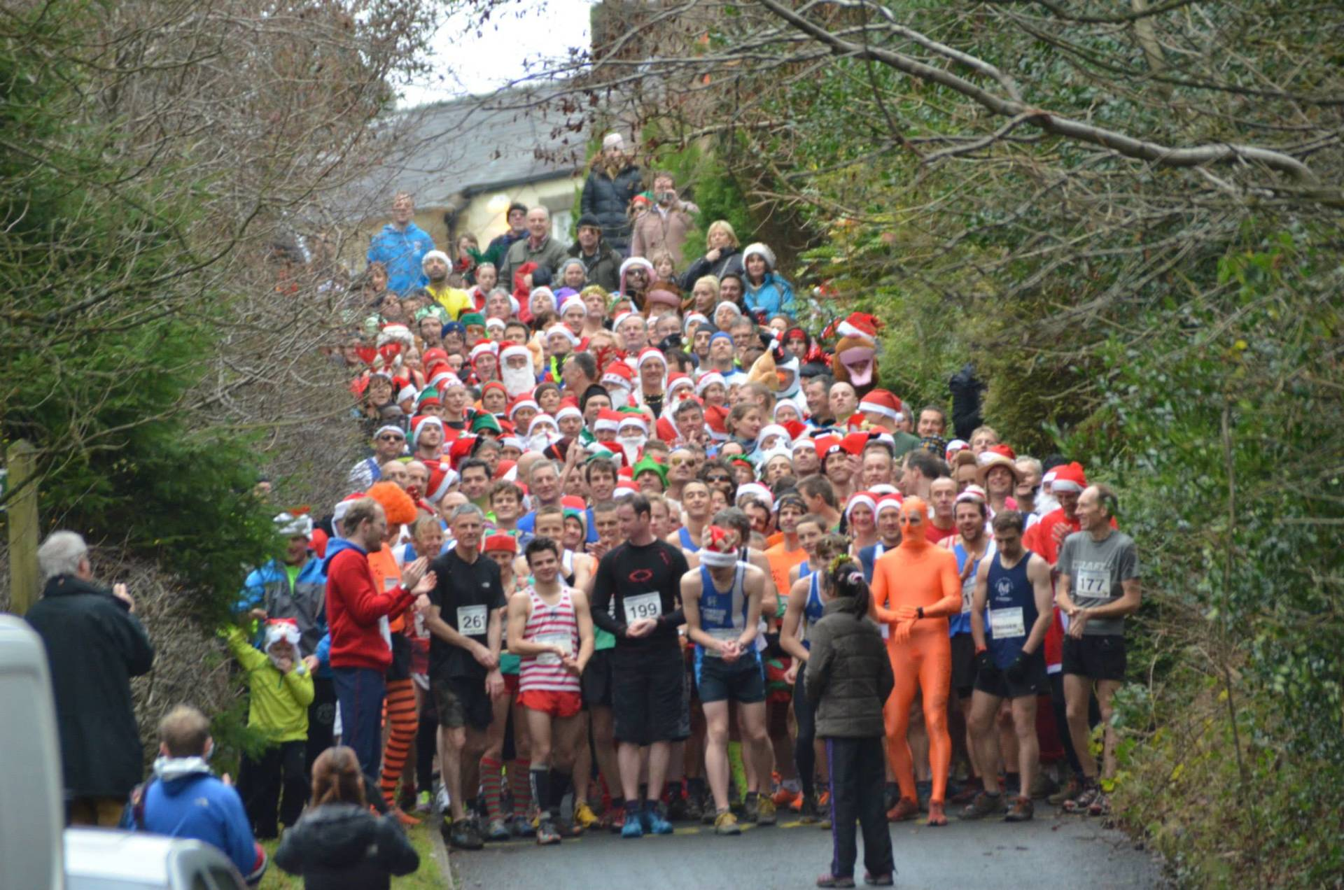Turkey Trot – with more chocolate than meat!!