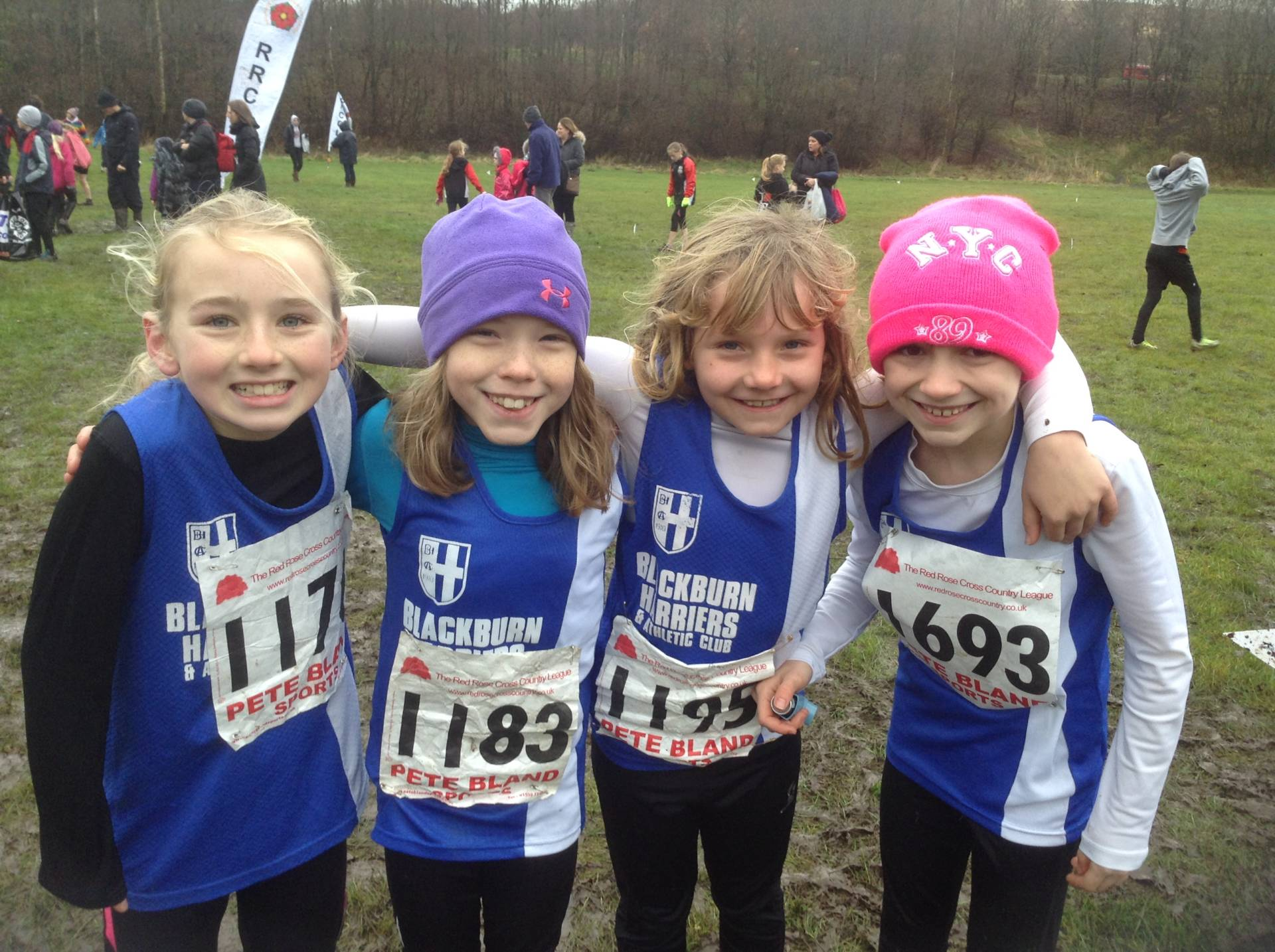 Cross Country – Red Rose League and Blackburn Schools