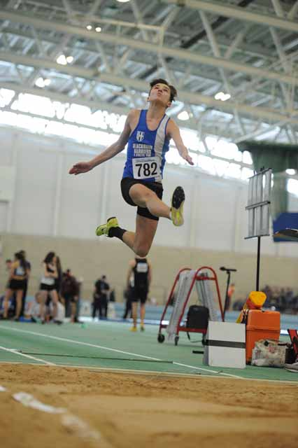 Wigan Spring Open T & F Meeting