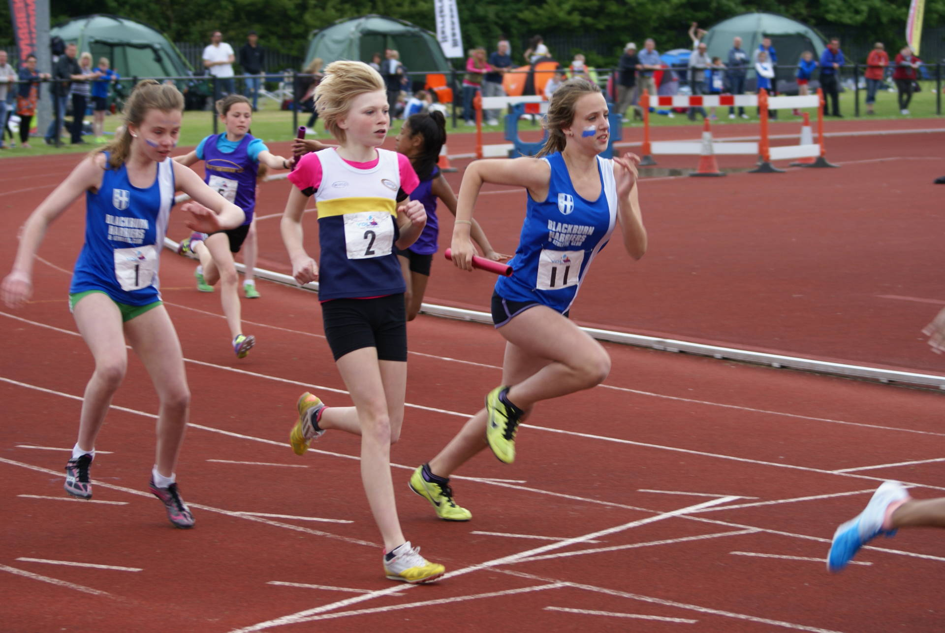 YDL Lower Age Group at Ellesmere Port