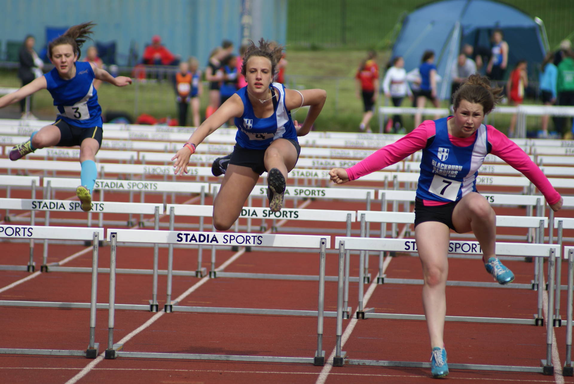 Lancashire T & F Championships – PB's and Club Records for the Harriers