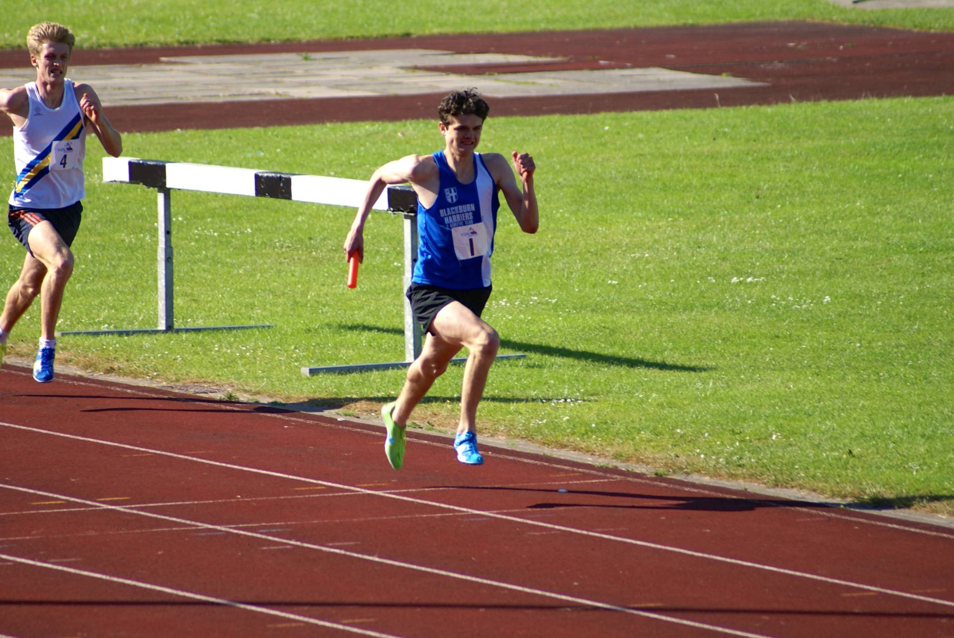 Harriers back on top of the YDL League –  & –  Mid Lancs Report