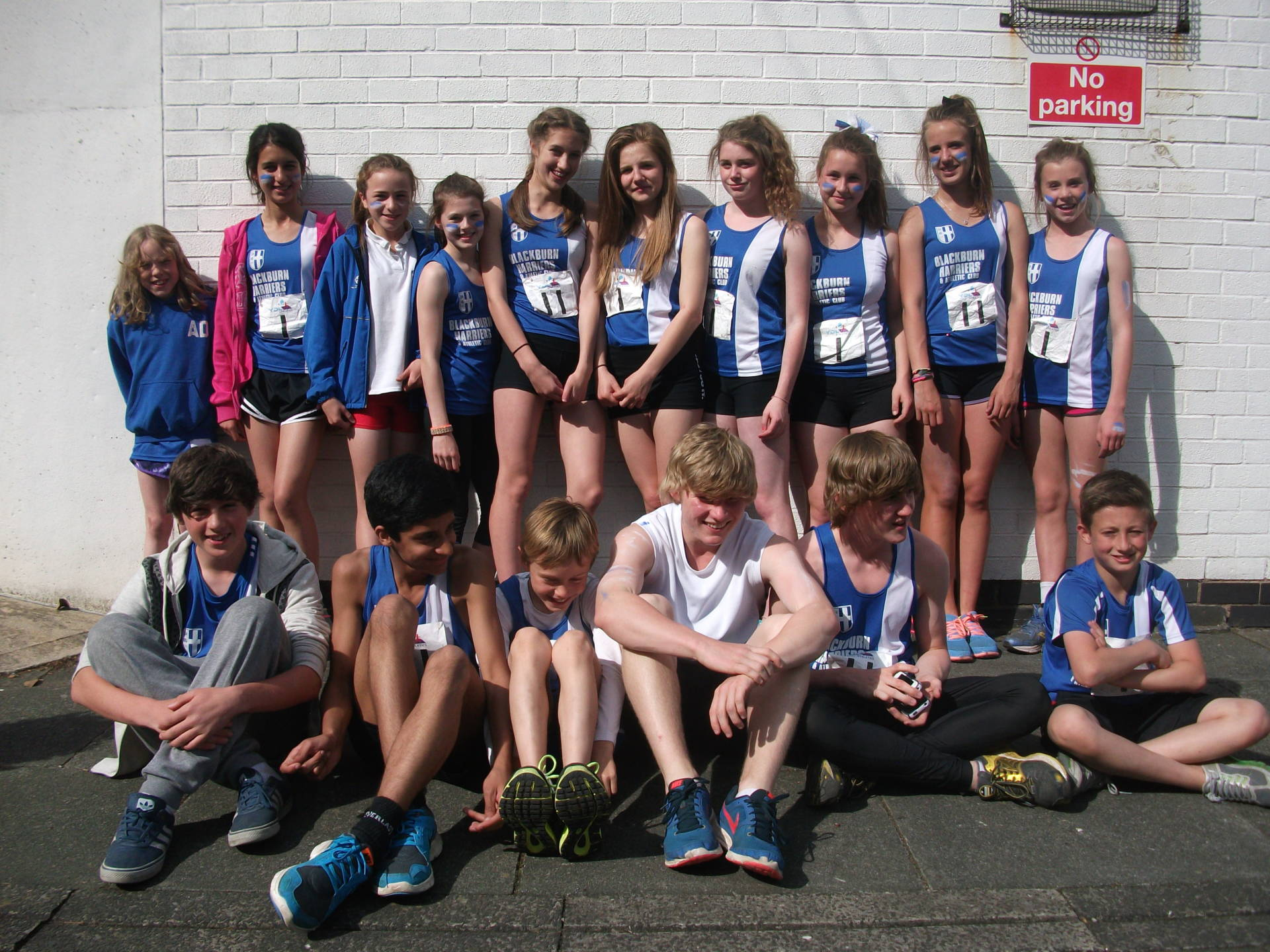 YDL (Lower Age Group) at Trafford