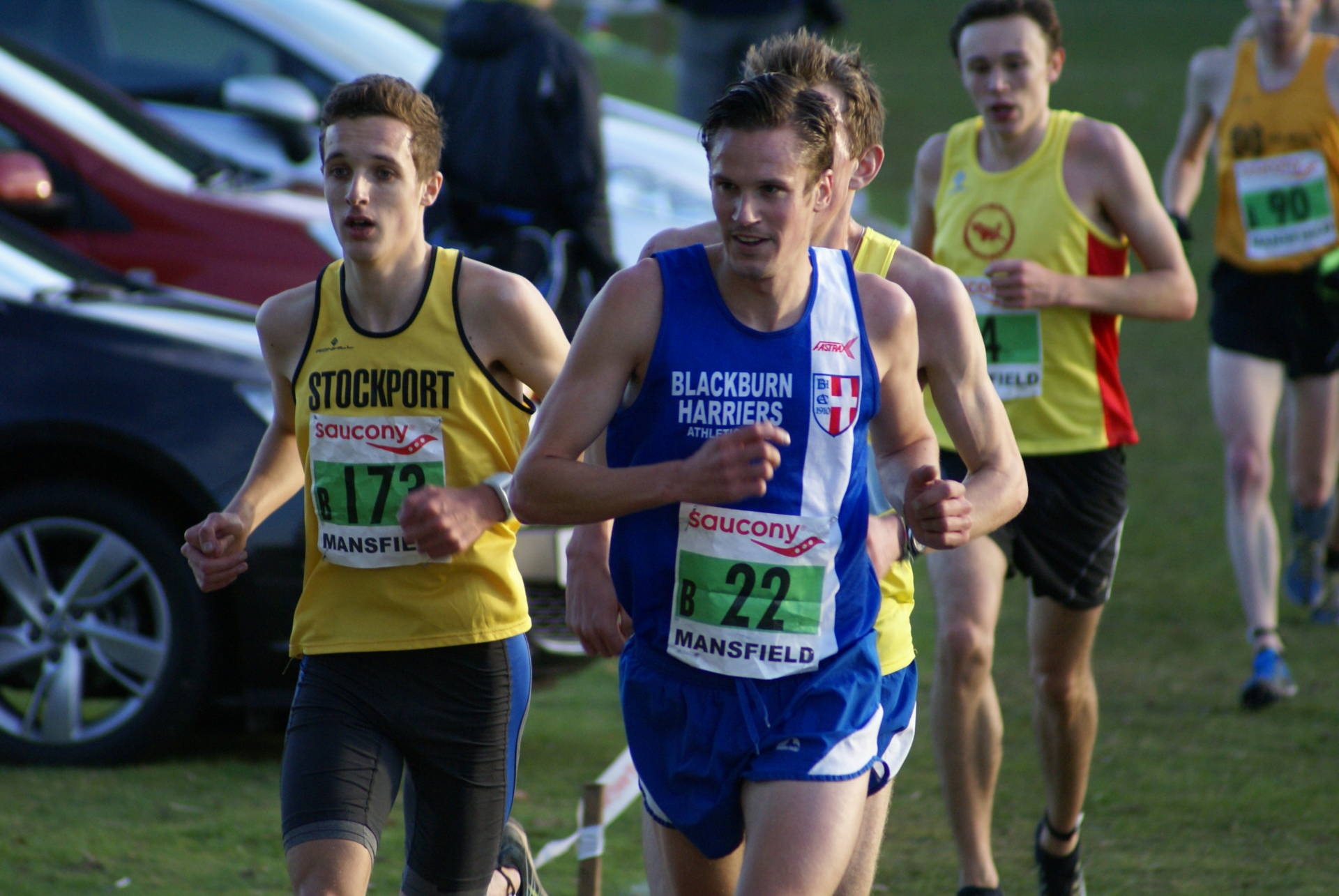 2014 National Cross Country Relays at Mansfield – London Colleges League – Dublin Marathon