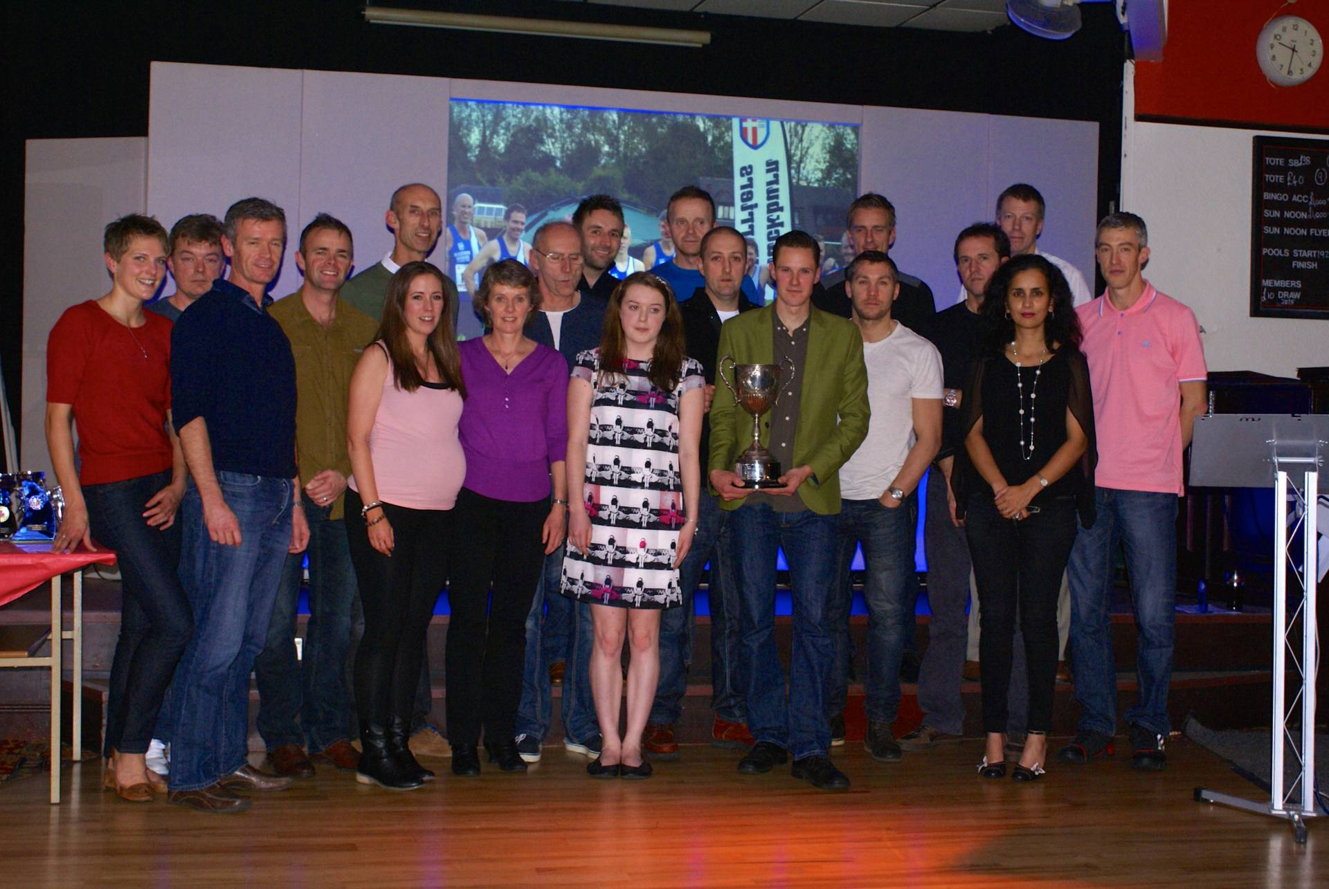 Blackburn Harriers Annual Presentation Evening