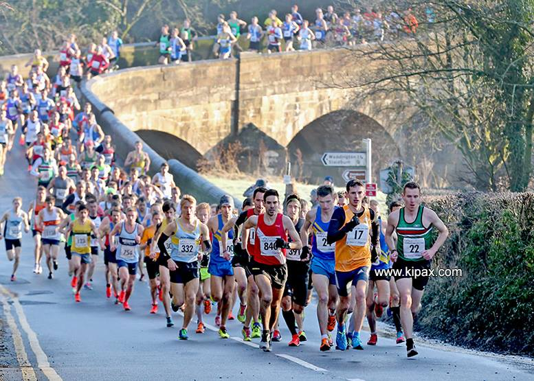 Great Day at the Ribble Valley 10k with the Harriers, Team & Individual Wins and a lot of PB's