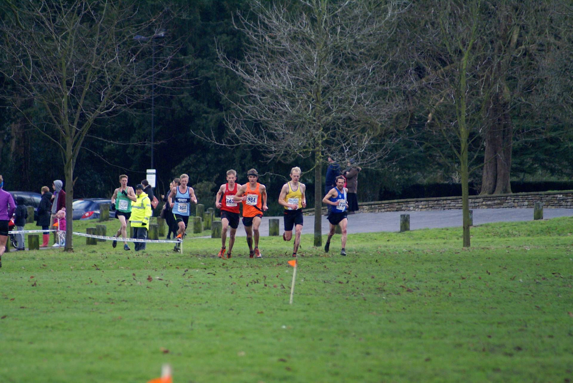 Mid Lancs XC at Burnley and more Results for the Harriers