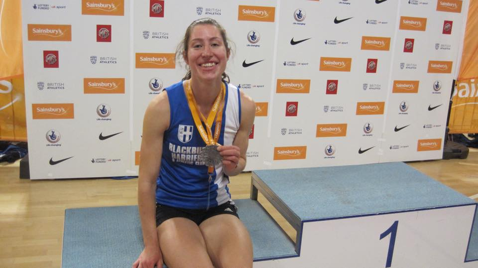 Alison wins Silver at National Championships & Karl leads the Field
