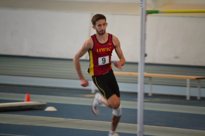 Hat-trick of Personal Bests for the Harriers at Indoors