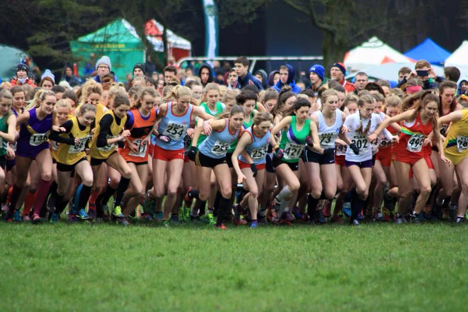 English Schools Cross Country Championships come to Blackburn's Witton Park – Home of Blackburn Harriers