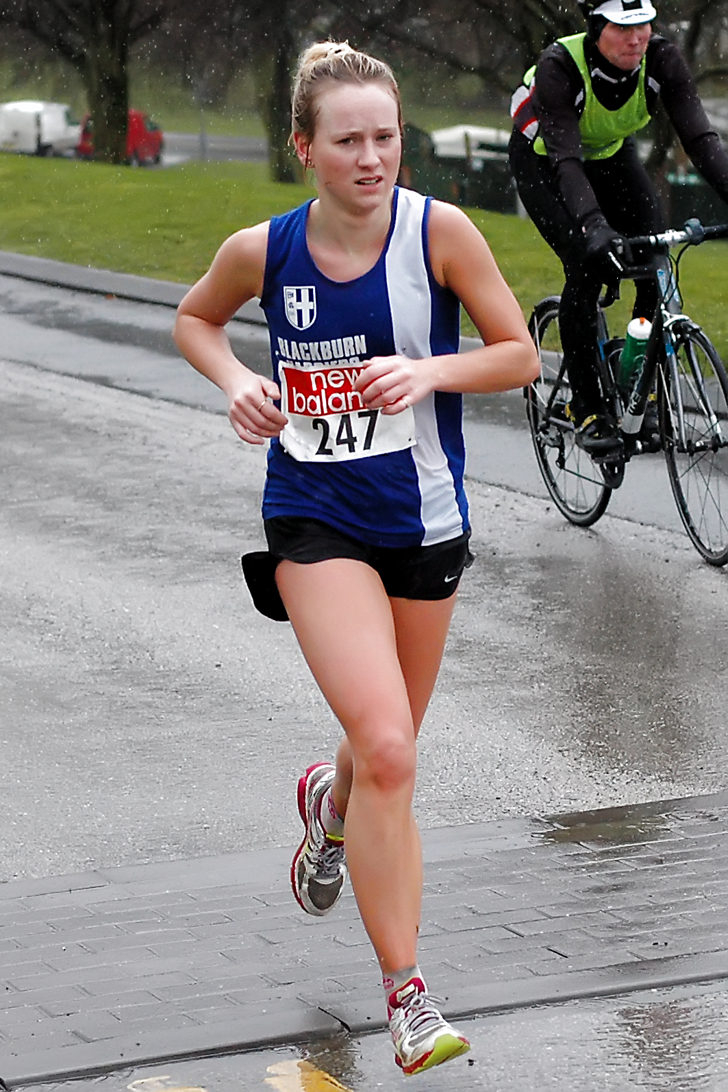 Harriers Athletes shine on Road & Fell with Wins & PB's