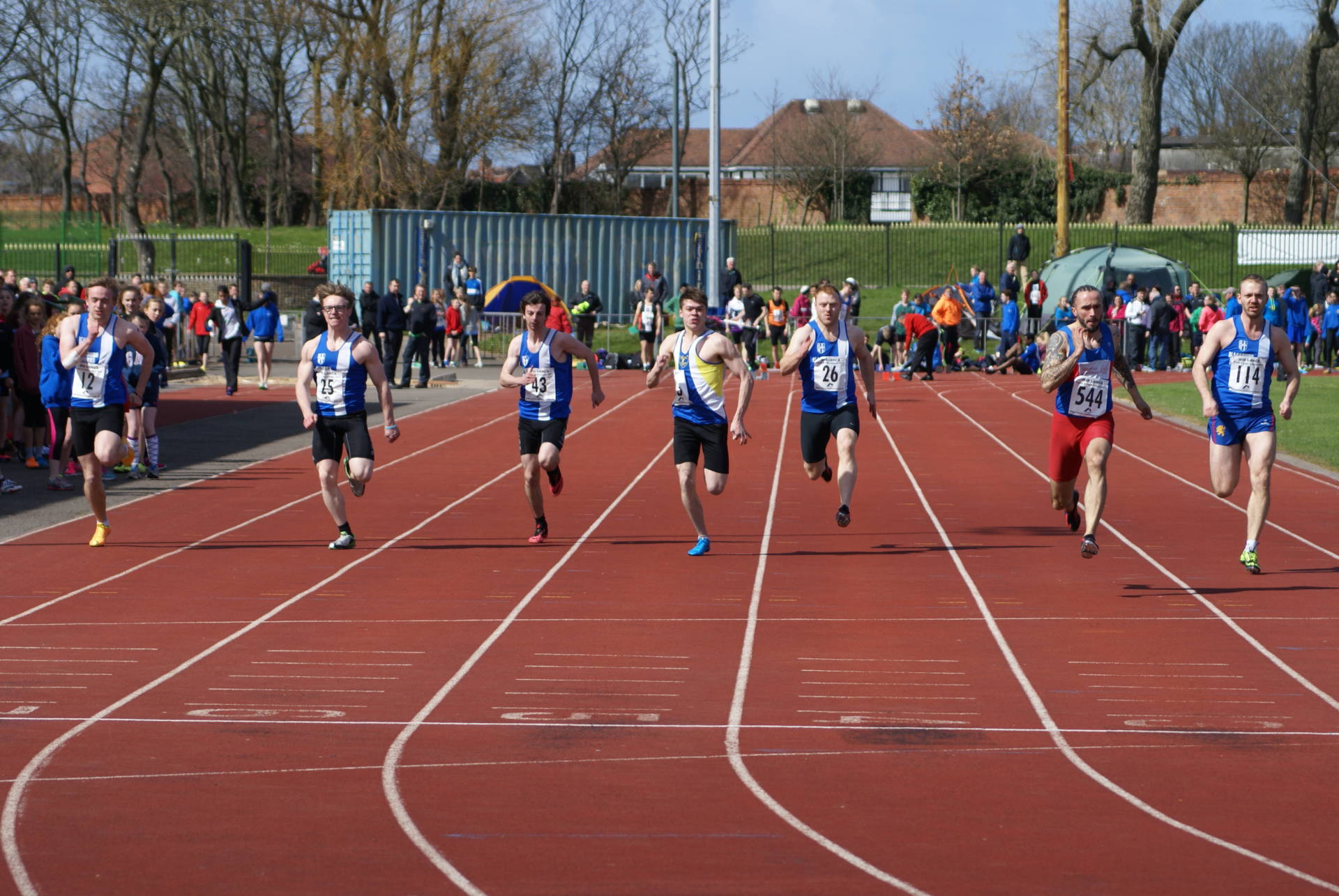 Track & Field Season opens for the Harriers