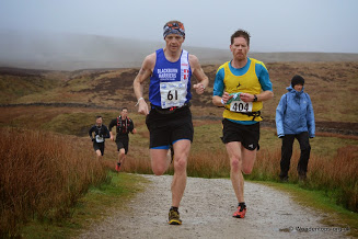 Tough at the Three Peaks and on the Road with the Harriers