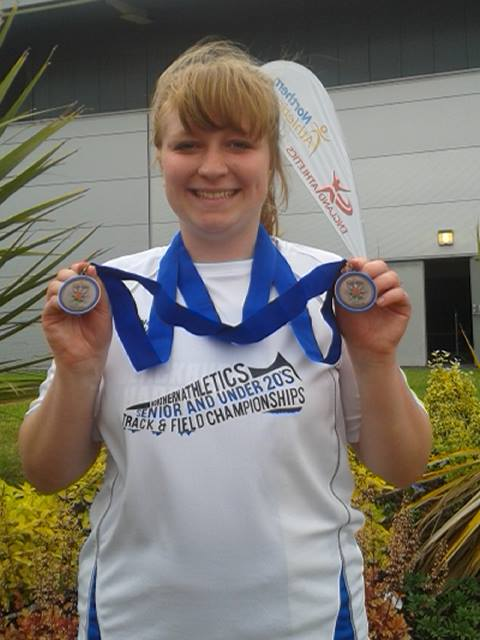 Joe wins Northern Gold Medal and selection for Welsh International – Rebecca bags two Bronze Medals – Rob sets yet another PB