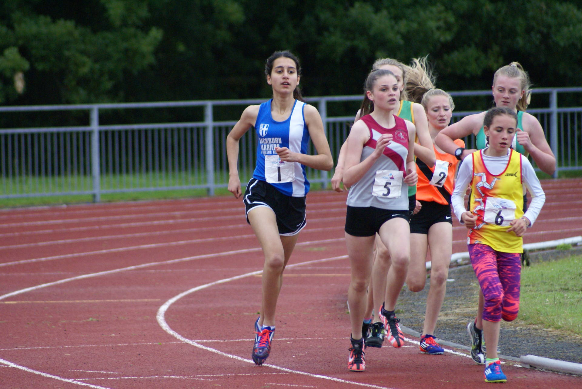 Harriers consolidate promotion place in YDL Lower Age Group with 18 wins and 26 PB's