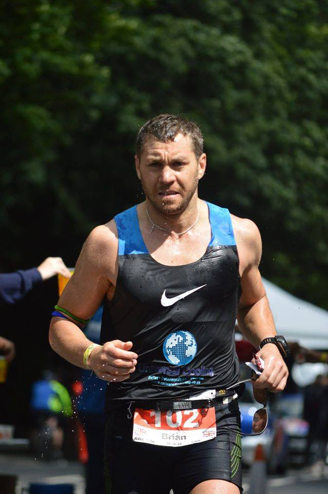 Brian qualifies for World Championships – John is 'after' Ben Nevis – Jacob & Rob in Track & Field