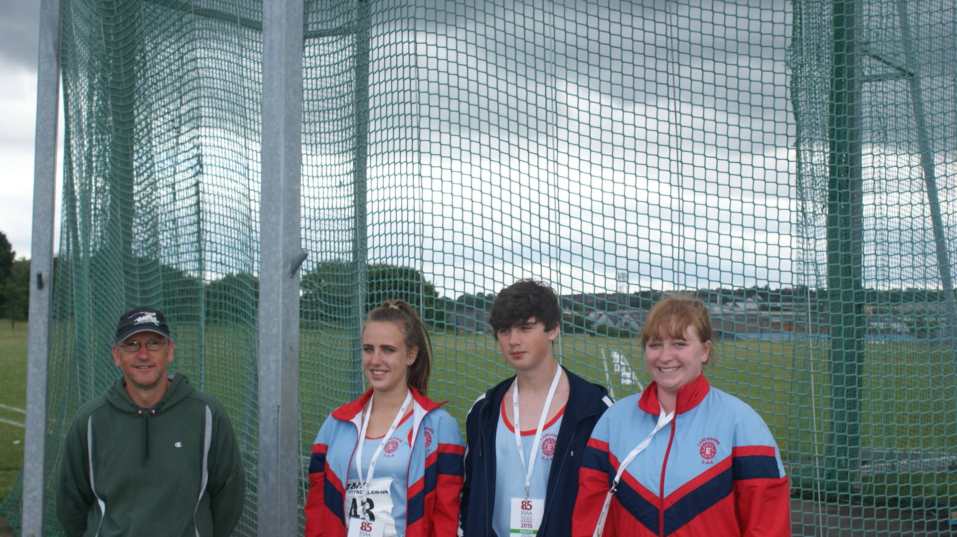Harriers Young Athletes do them themselves proud at Englaish Schools Championships
