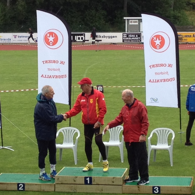 It's Medals a plenty for Mike in Sweden Masters Competition – Joe and Rob at Trafford BMC and Grand Prix