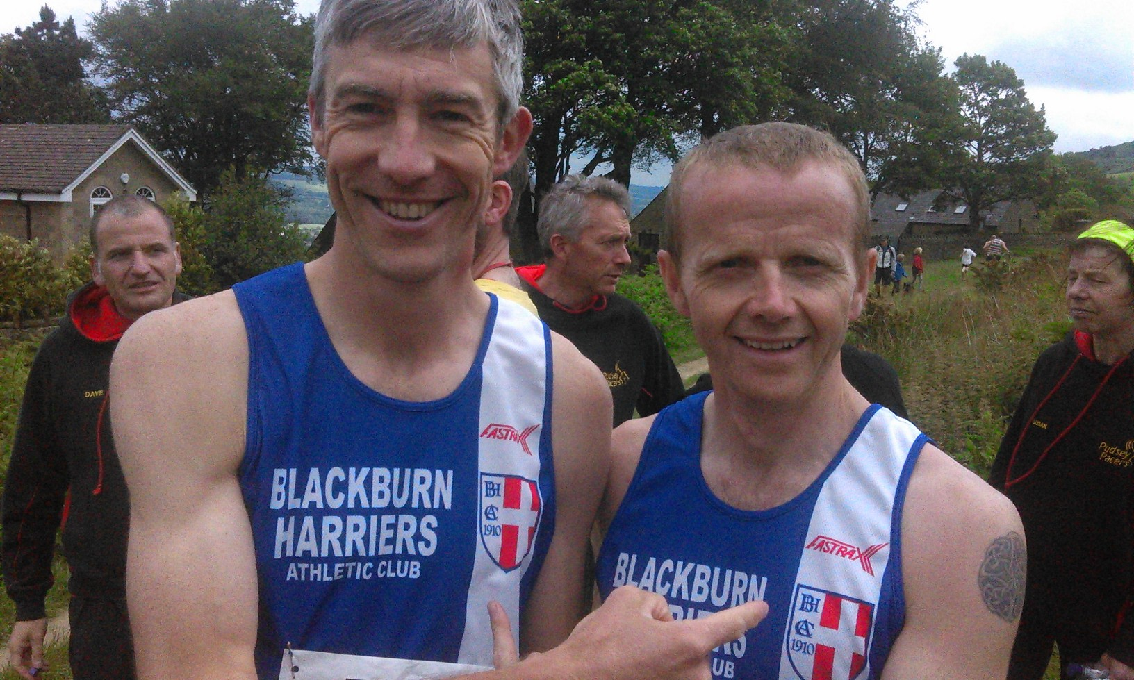 Bradford Millenium Relays – GRAND DAY OUT FOR OFF ROAD HARRIERS