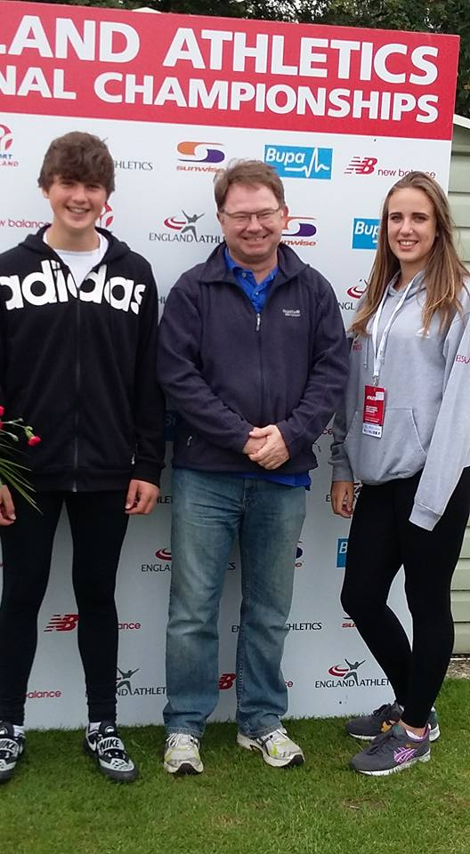 Harriers young athletes make National Championship Finals – Medals and new PB's for Harriers at Mid Lancs Medal Meeting