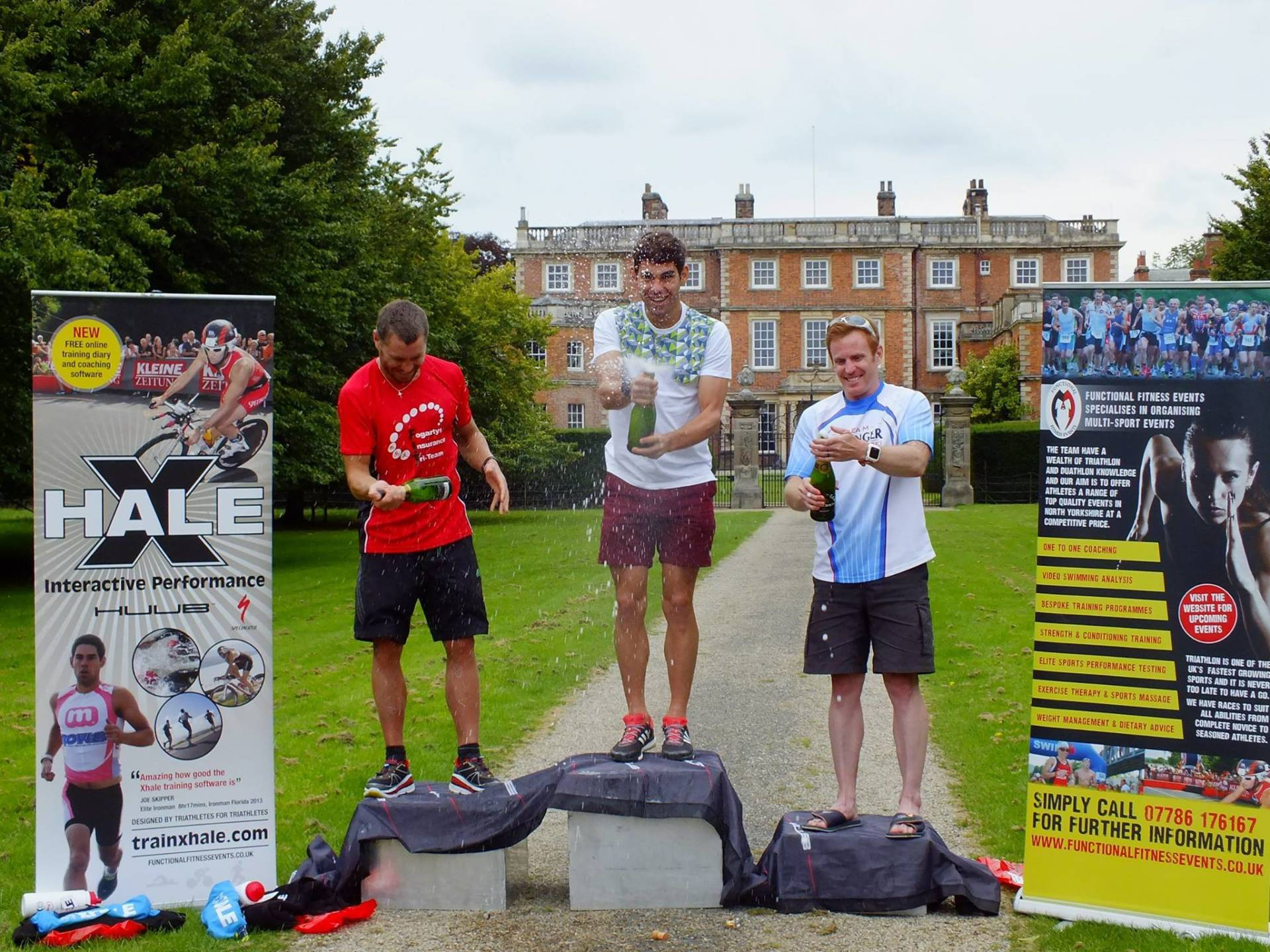 Wins for Tim and Karl on the Road – Top performances in Rubicon Triathlon