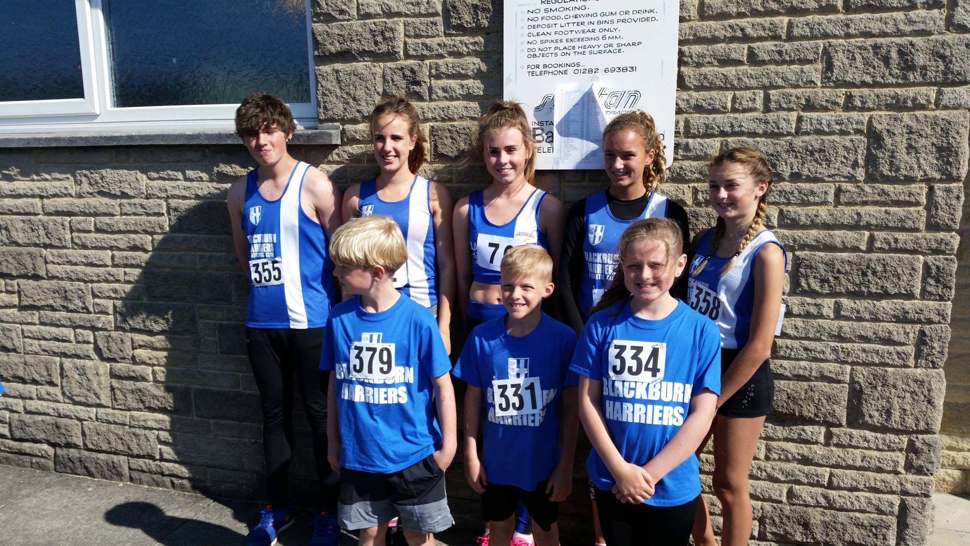 Great performances resulting in Club Records, Meeting Records, Personal Bests for Harriers from U13 through to Veterans