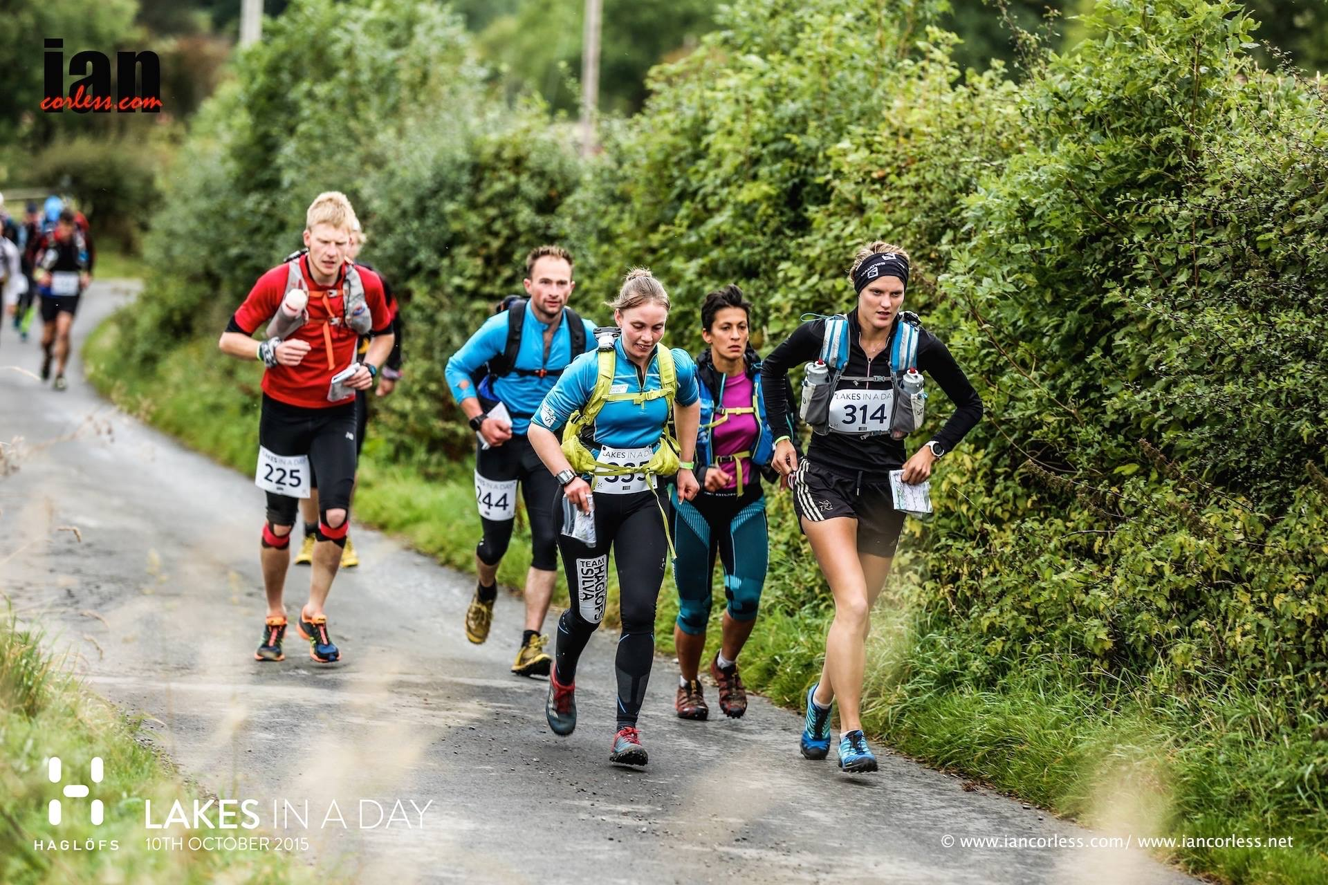 Helen and Brian at the 'tough end of tough' – Park Runs round up