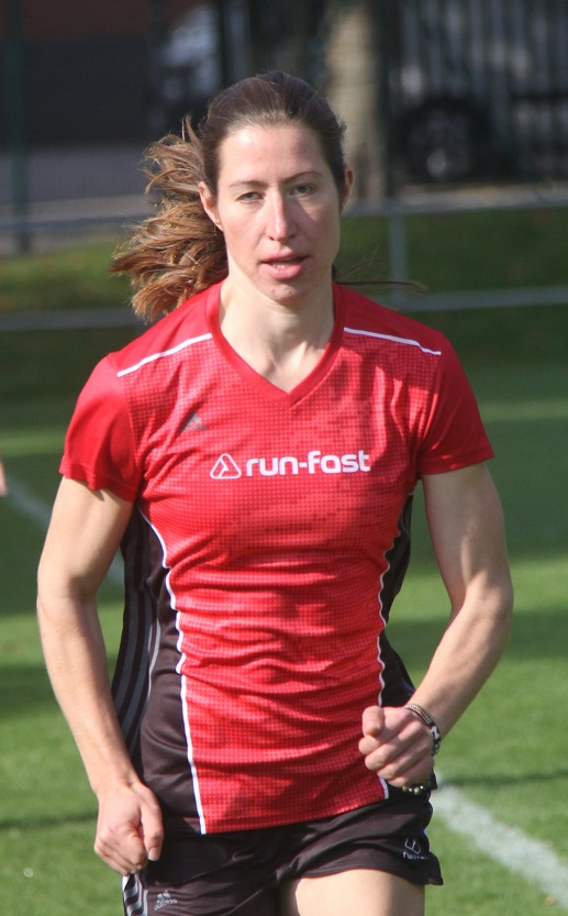 Alison is selected to be part of Run Fast Birmingham with the Rio Olympics as the target