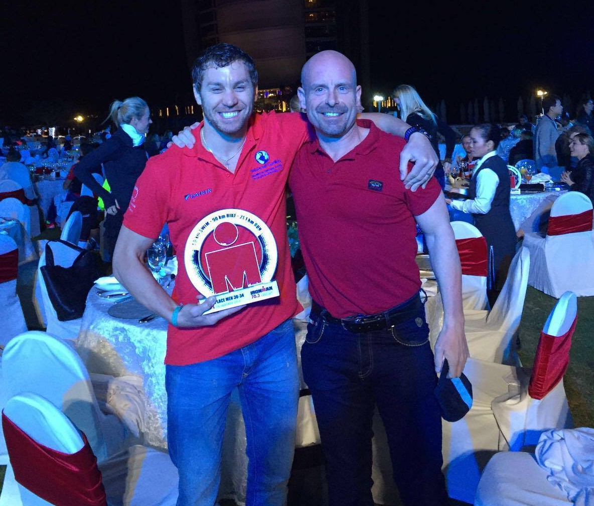 Brian is No 1 in Dubai – Bob takes 3rd victory in a row in Hong Kong