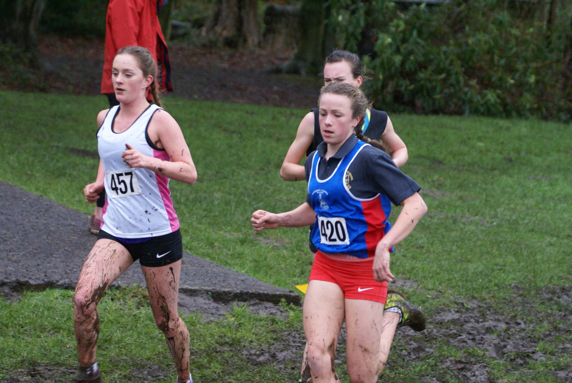 Wins for Harriers at Lancashire Schools Champs – Team, Vets and Junior Wins at Winter Warmer 10k & Results Round Up