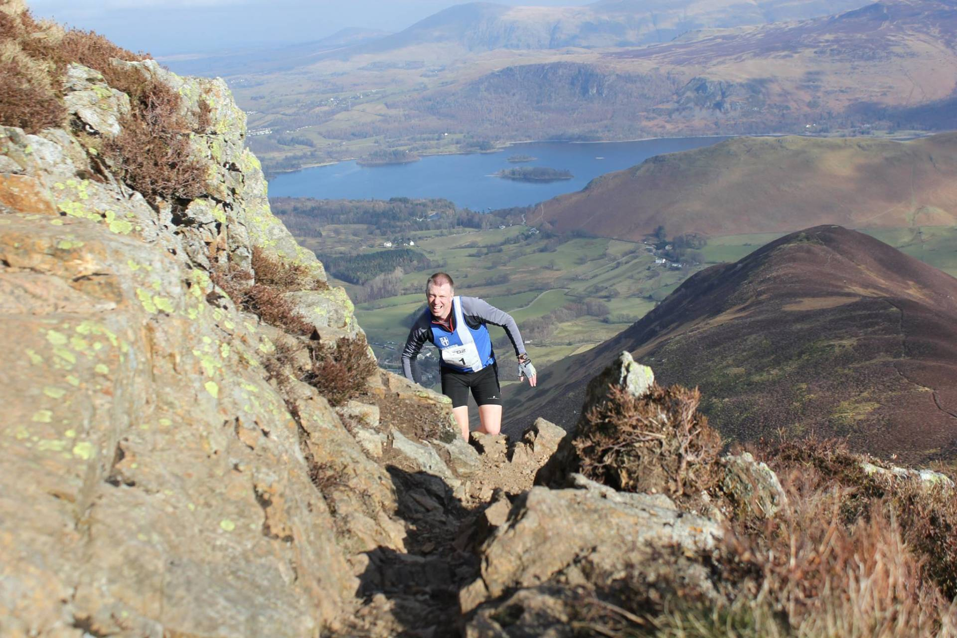 The Harriers at Garstang Gallop – Trimple 20 – Heptonstall/Blackcombe/Causey Pike Fell Races – Park 5k Runs