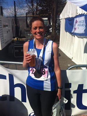 PB's at Manchester Marathon – Toughing it out on Pendle Cloughs – Park Run Results
