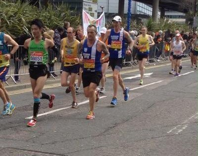 PB's all the way for the Harriers at London Marathon – Wins for Tim and Joe
