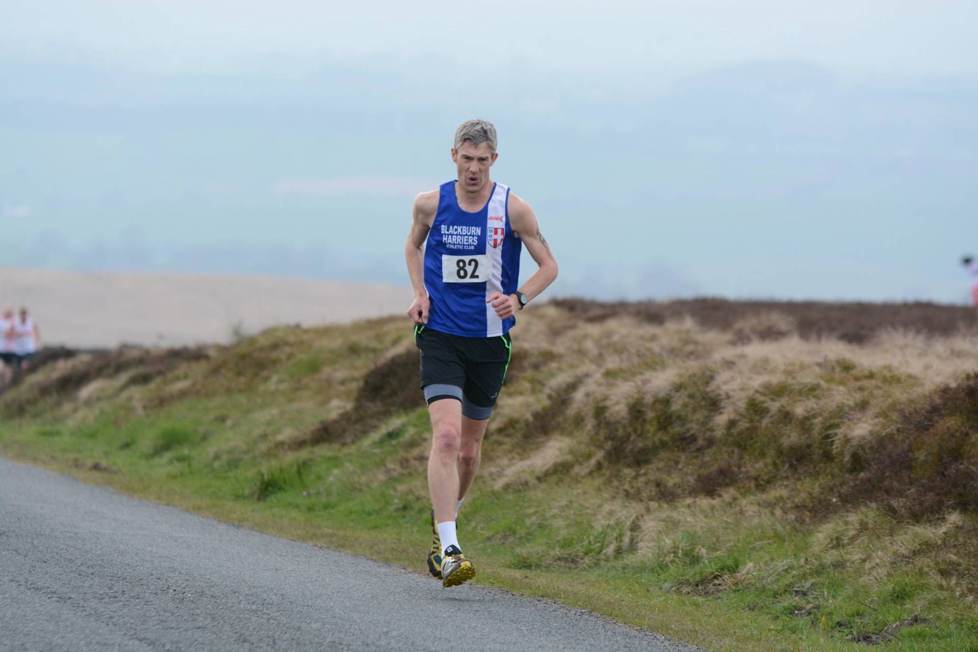 Pinhaw Moor to Coniston via Stratford for the Harriers